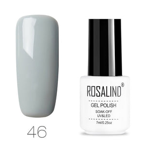 Nail Polish Set - Top Coat UV LED Varnish