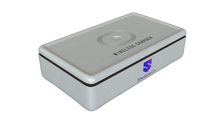Load image into Gallery viewer, Sterilyze UV Smartphone Sanitizer with Wireless Charger
