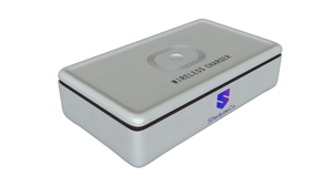 Sterilyze UV Smartphone Sanitizer with Wireless Charger