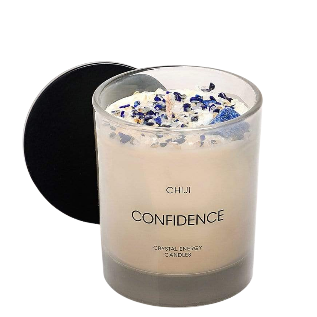 Confidence Candle - devinewellness