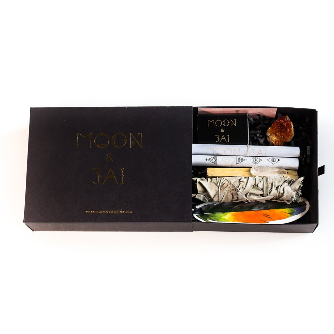 Prosperity Ritual Kit - devinewellness