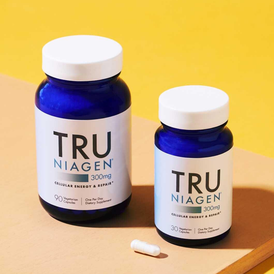 Tru Niagen Supplement - devinewellness