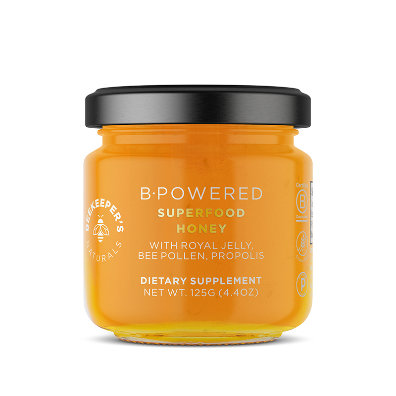 B. Powered Superfood Honey - devinewellness