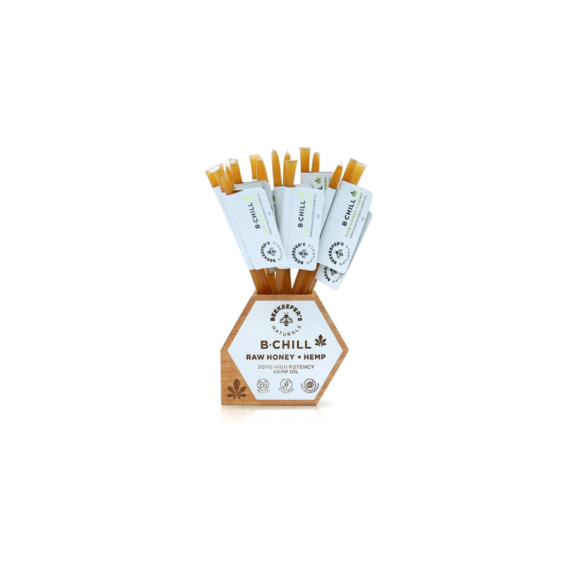 B Chill Hemp Honey Stick - devine