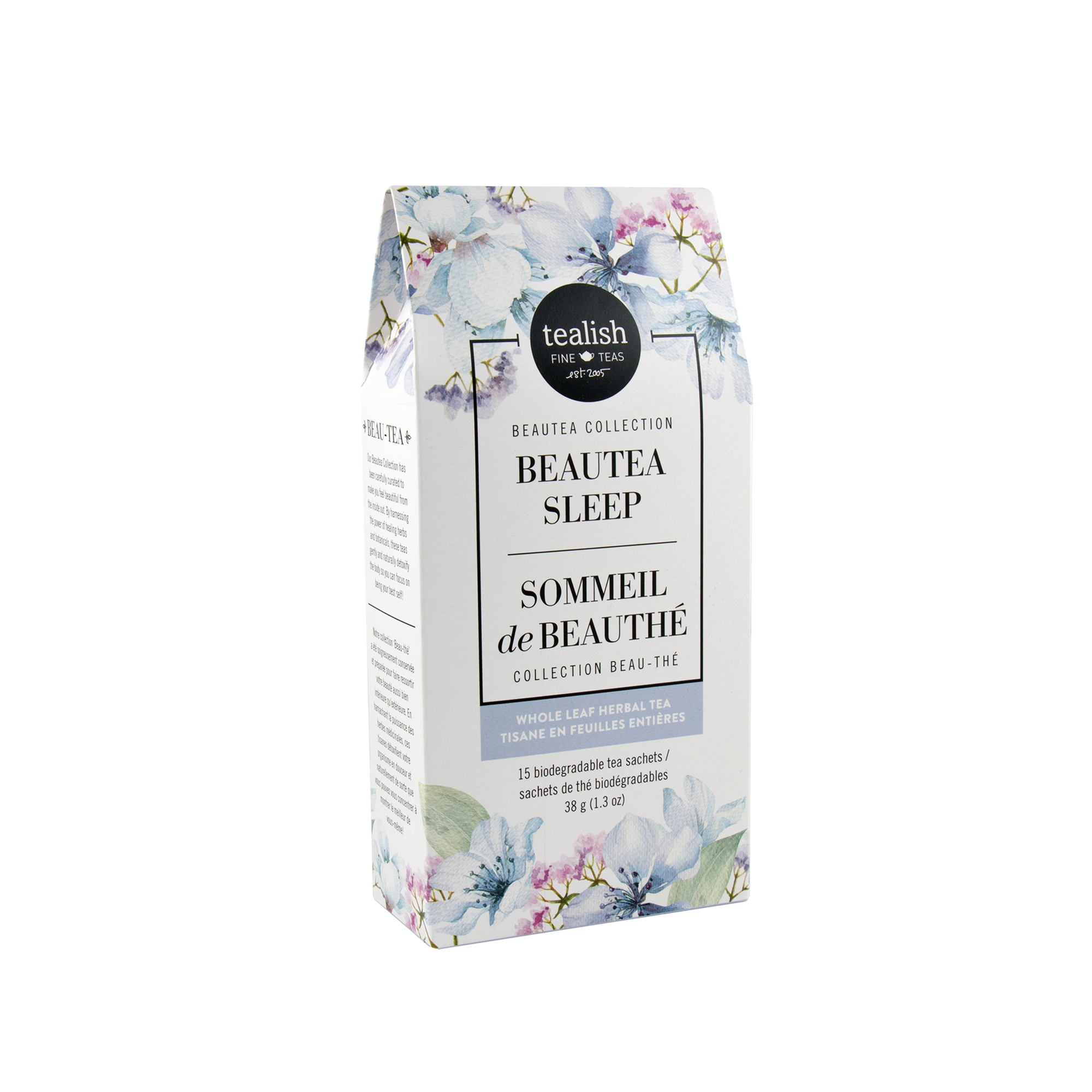Beautea Sleep Herbal Tea Box - devinewellness