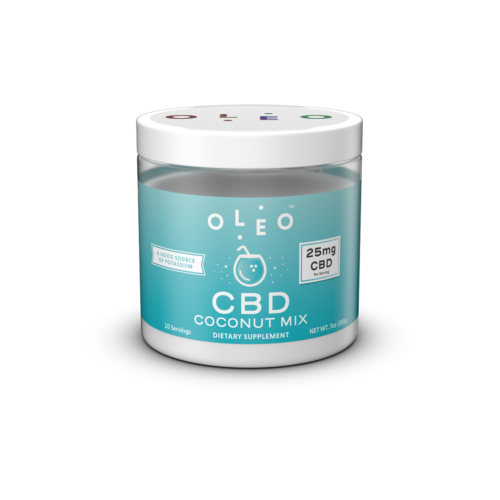 CBD Coconut Mix - devinewellness