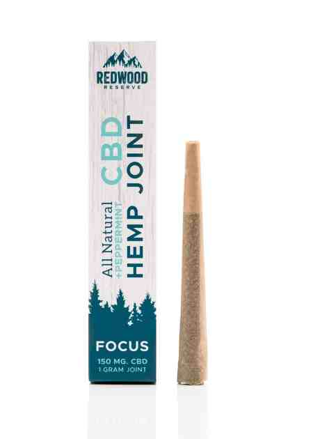 Focus Hemp Joint - devinewellness