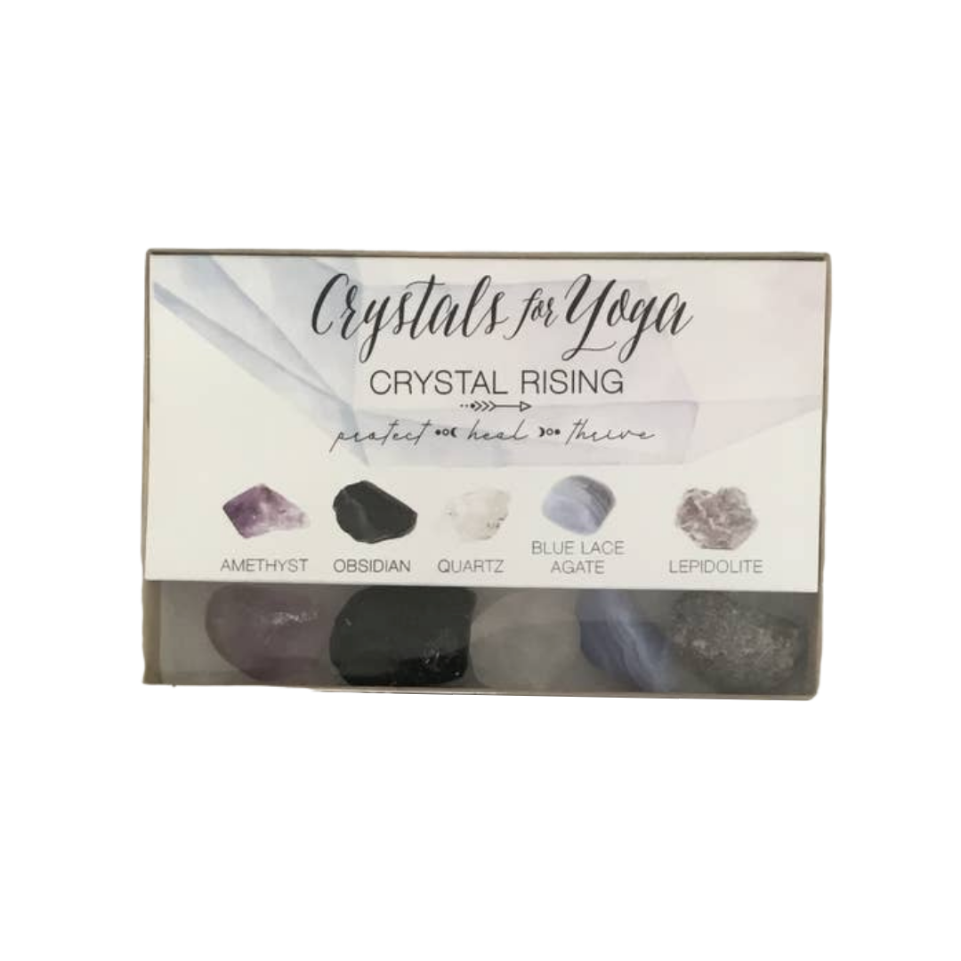 Crystals For Yoga - devinewellness