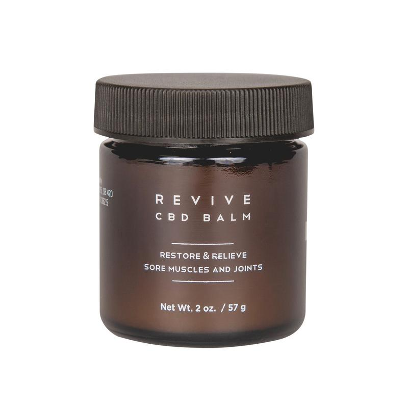 Revive CBD Balm - devinewellness