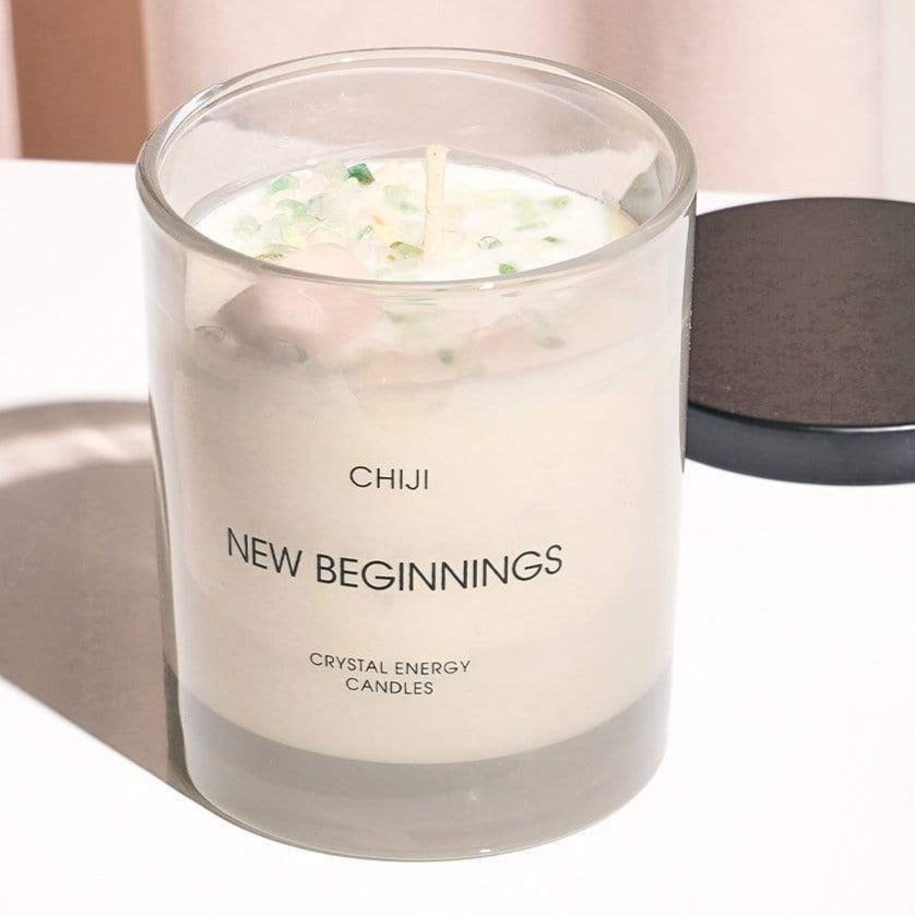 New Beginnings Candle - devinewellness