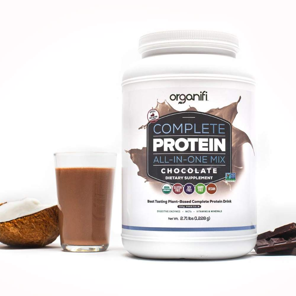 Chocolate Protein - devinewellness