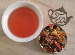 Strawberry Ginger Herbal