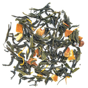 Orange Sunshine Green Tea