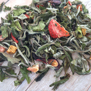 Wild Strawberry White Tea