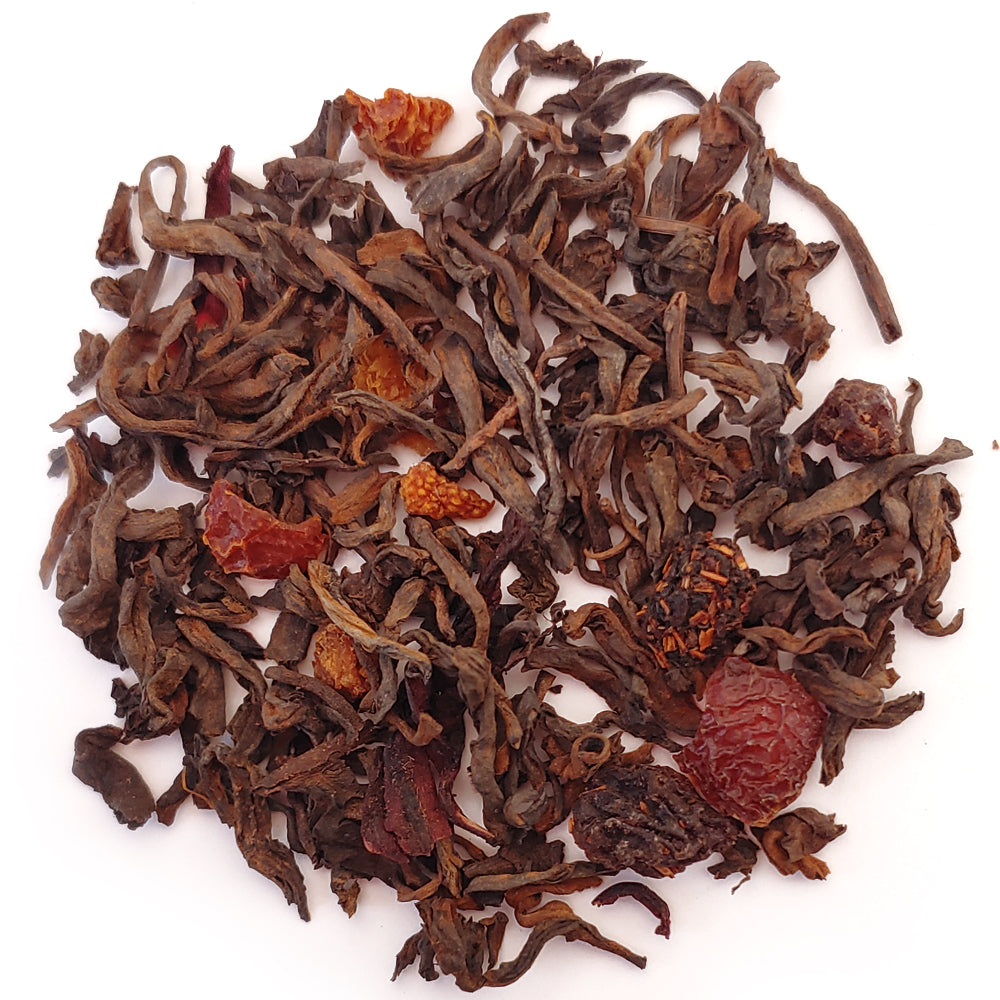 Very Berry Pu-erh Tea