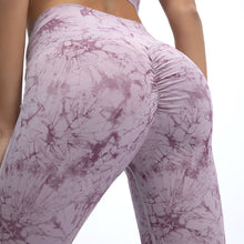 Load image into Gallery viewer, High Quality Seamless Tie Dye Workout Leggings