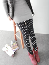 Load image into Gallery viewer, Hot Selling Polka Dot Women Print Yoga Leggings