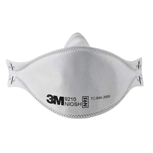 3M 9210 N95 Protective Mask - supply disaster