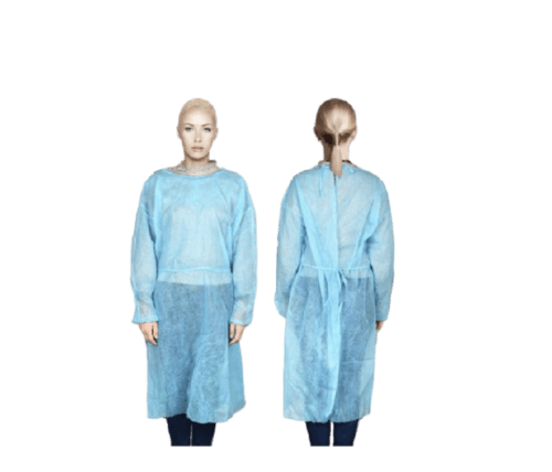 L1 SS Isolation Gowns