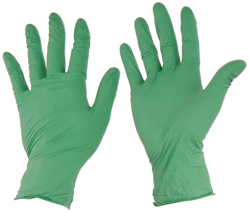 Showa Biodegradable Nitrile Gloves - supply disaster covid 19 medical supplies wholesale and retail