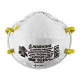 3M Particulate Respirator 8210 N95 - supply disaster covid 19 medical supplies wholesale and retail