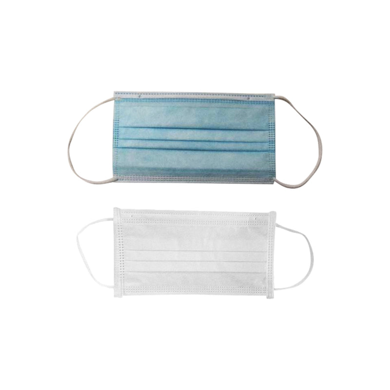 3 PLY FOLDING MEDICAL FACE MASK TYPE 2 & TYPE 2R - supply disaster covid 19 medical supplies wholesale and retail