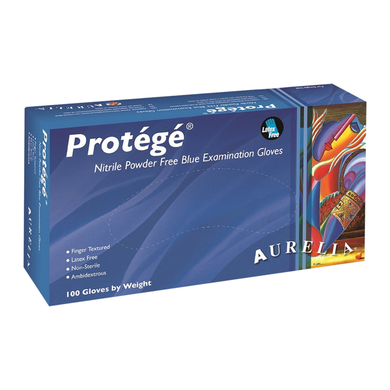Aurelia Protege Nitrile Powder-Free Examination Gloves - supply disaster