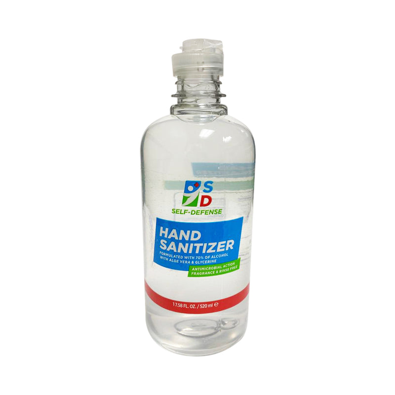 Self-Defense Hand Sanitizer - supply disaster covid 19 medical supplies wholesale and retail