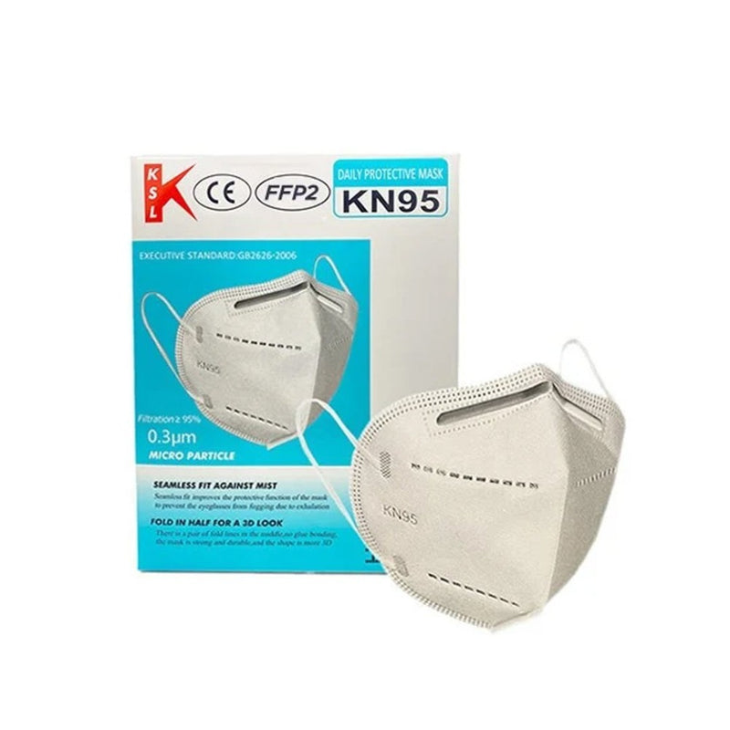 KSL DAILY PROTECTIVE KN95 MASK - supply disaster covid 19 medical supplies wholesale and retail