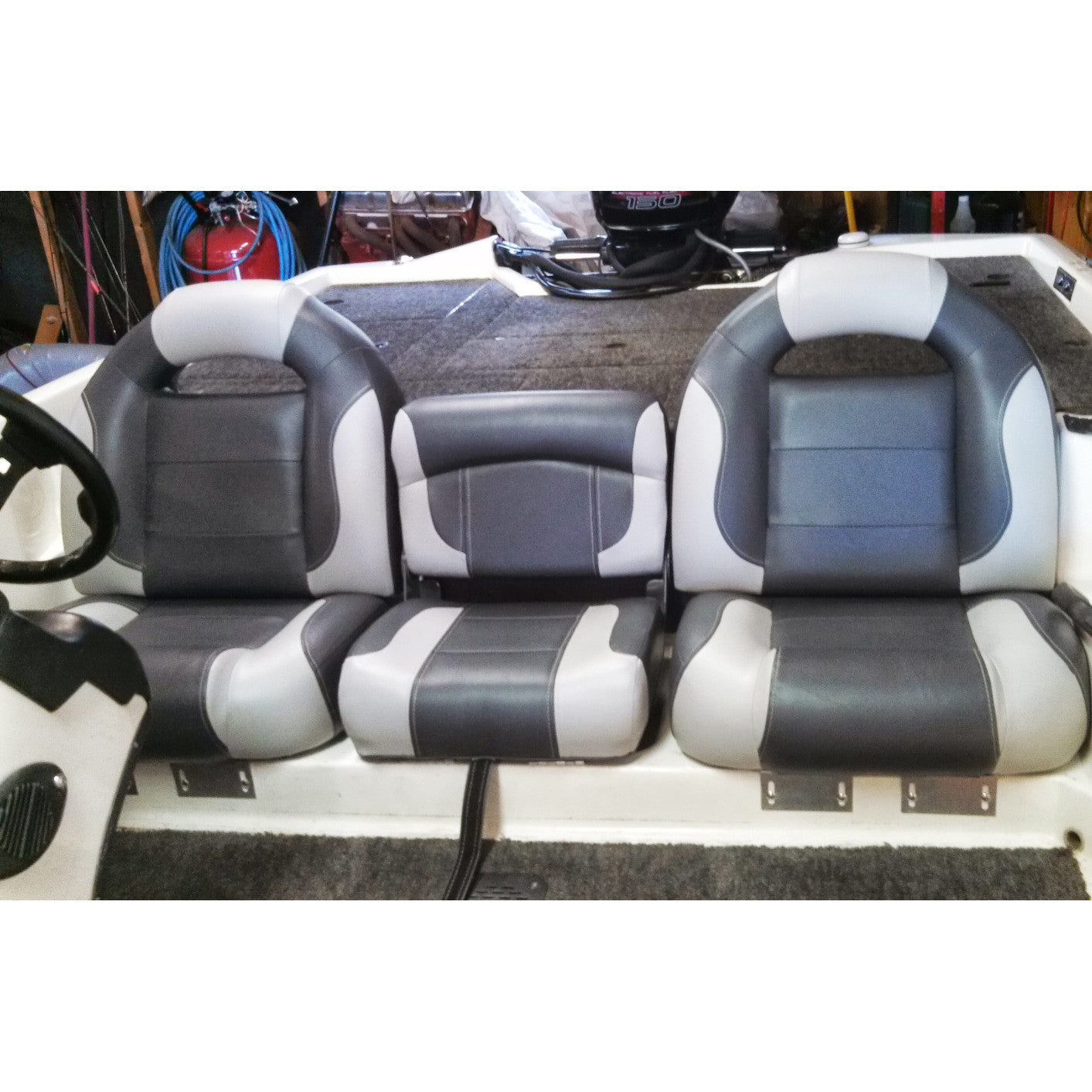 Bass Boat Seats | Complete Bass Boat Seat Interior Starting