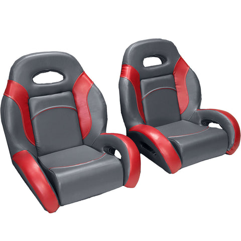 (Pair) Bass Boat Bucket Seats