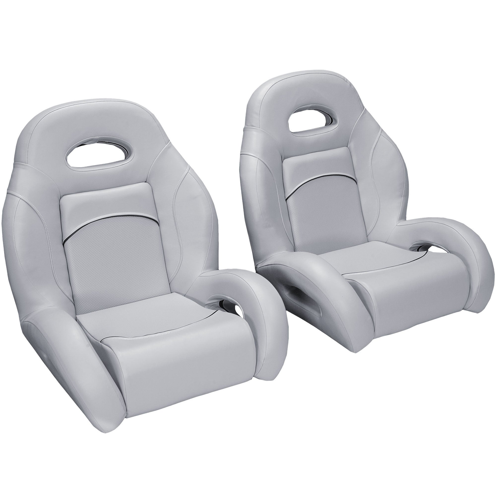 Pair) Bass Boat Bucket Seats | Boat Seats