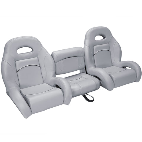 "61"" Bass Boat Bucket Seats"