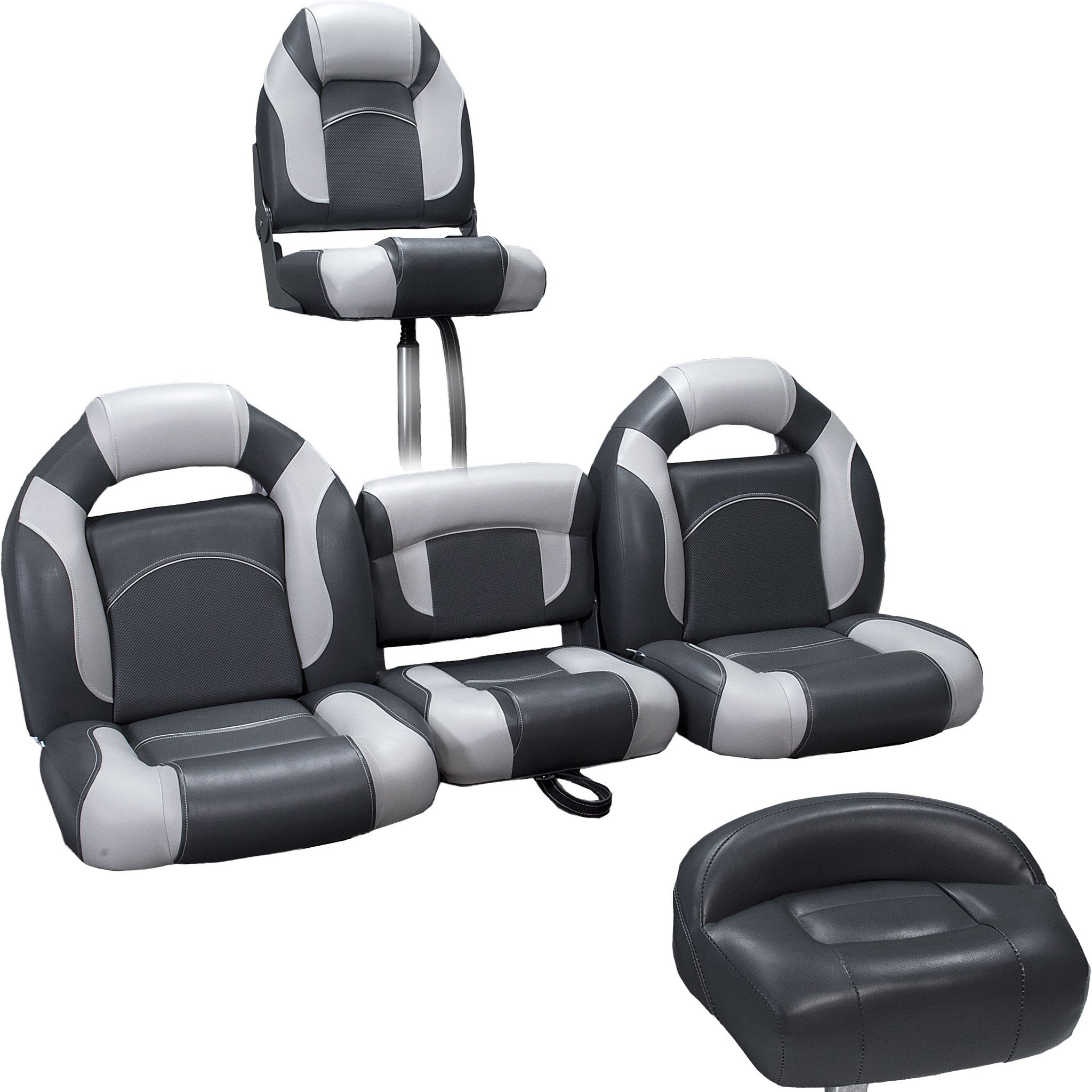 overload center boats chairs edition le boat chair consoles option rearseatdetail luxury seavee