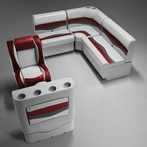 Pontoon Boat Seats (CRG1901)
