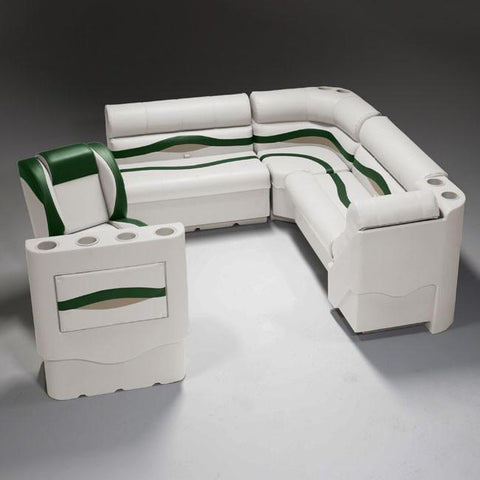 Pontoon Boat Seats (PRG3754)