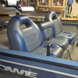 Bass Boat Seat Interior 1