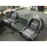 "57"" Compact Bass Boat Seats"