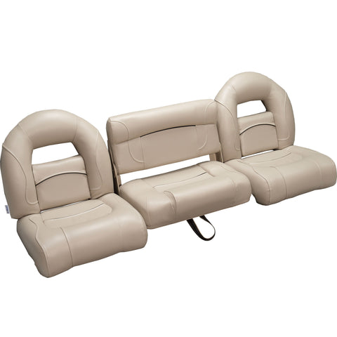 "64"" Compact Bass Boat Seats"