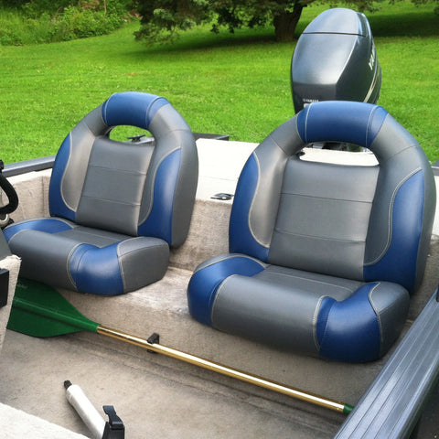 Bass Boat Seat Interior 2
