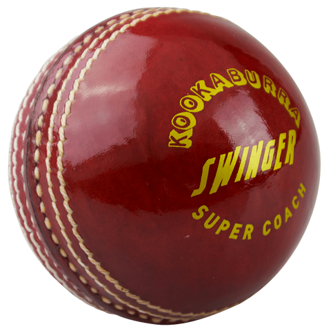 Kookaburra Super Coach Swinger Ball (Pack of 6)