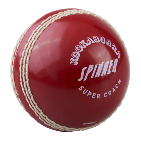 Kookaburra Super Coach Spinner Ball (Pack of 6)