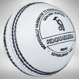 Kookaburra County League Cricket Ball - White or Pink (Packs of 6)