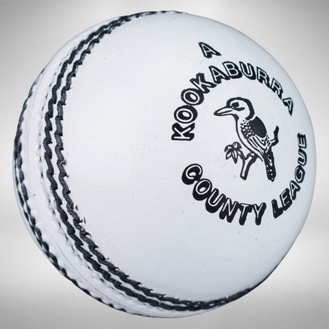 Kookaburra Cricket Ball Women and Girls white and pink