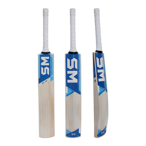 SM HK149 Cricket Bat - Short Handle (English Willow Grade 1)
