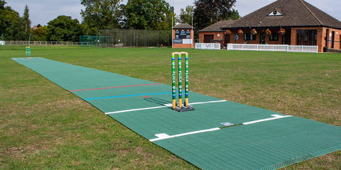 Flicx 2G Match Pitch for Girls Multi Age Group Cricket