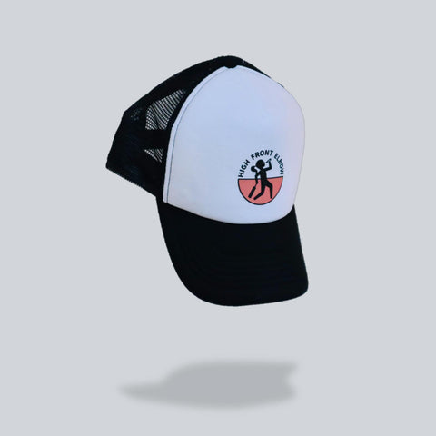 @THEWEEKEND Trucker Cap - High Front Elbow