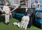 Viking Valkyrie Hardball Player Pack - With a Kashmir Willow Cricket Bat