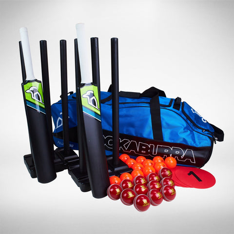 Soft ball cricket training equipment for schools and clubs