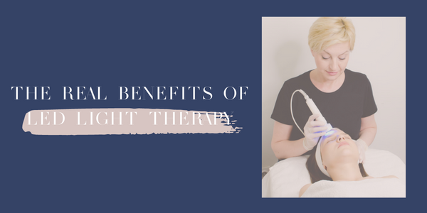 The real benefits of LED Light Therapy